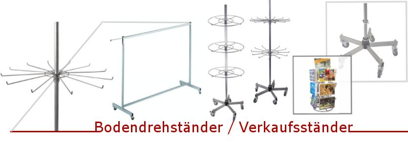 Bodendrehständer / Verkaufsständer
