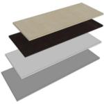 U4 System Holz und Glasfachböden