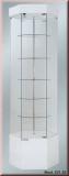 Einfachhaken mit Etikettenträger / 6,0 x 400 mm