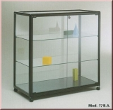 Gitterständer, ca. 150 x 80 cm, Farbe chrom
