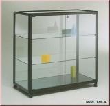 Gitter-Einzelhaken mit Etikettenträger, Tiefe: 200 mm