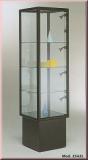 Gitter, 150 x 40 cm, eingefasst, Farbe: schwarz