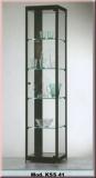 Gitter, 200 x 40 cm, eingefasst, Farbe: schwarz