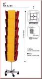 Displayständer für Karten KD-KK4/24FL