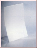 Schutzhülle für Plakatrahmen DIN A3