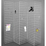 Gitterwand