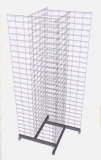Dekoständer Verio-LINE, ca. 180 x 60 cm