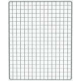 Dekogitter 100 x 80 cm in weiß