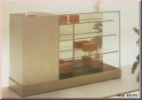 Einfachhaken mit Etikettenträger / 4,8 x 300 mm