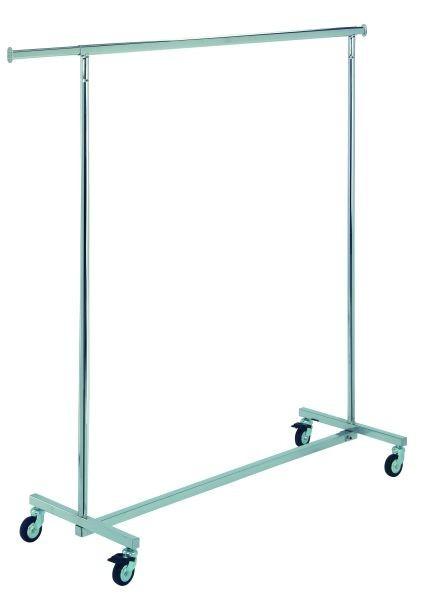 Reise-Konfektionsständer 140, feste Höhe 165 cm