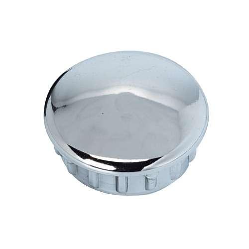 25 mm Rohrstopfen in chrom