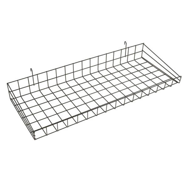Gitterkorb 80 x 30 cm, Aktionskorb 10 cm flach - nicht mehr lieferbar -