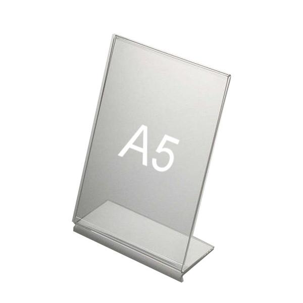 L-Aufsteller, Hochformat DIN A5