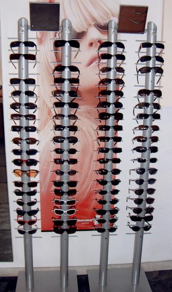 Brillenständer für 40 Brillen