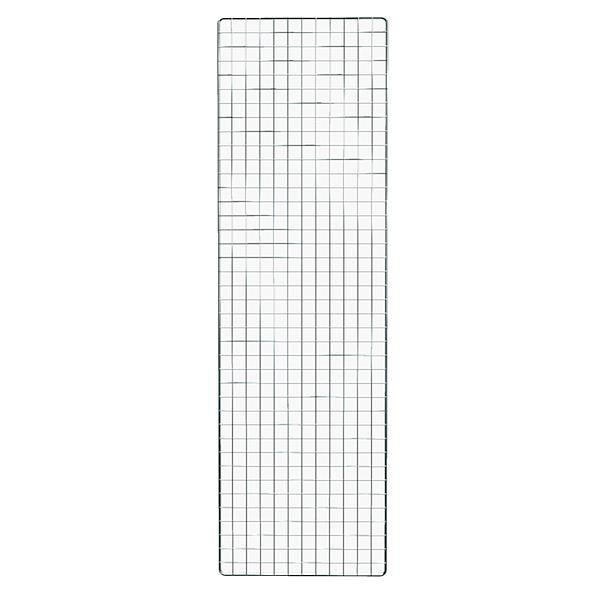 Dekogitter chrom, 200 x 60 cm