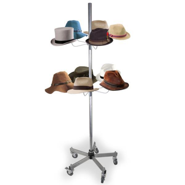 Hutständer für 10 Hüte