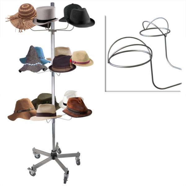 Hutständer für 15 Hüte