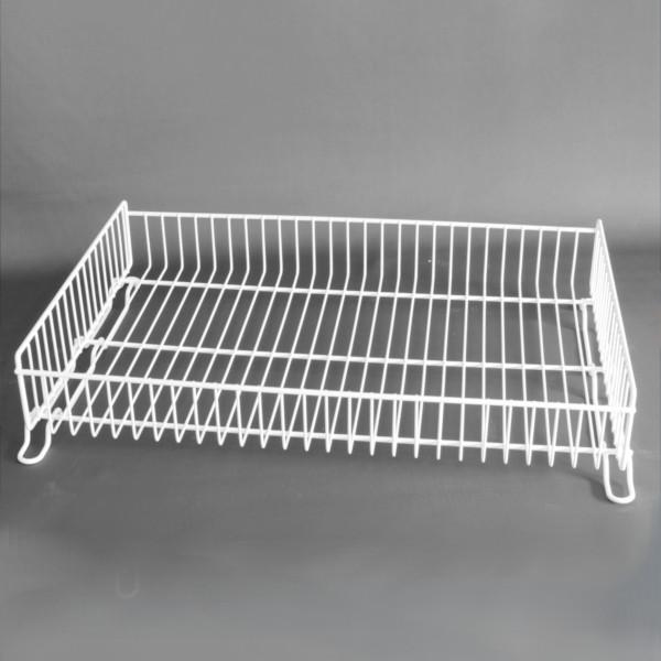 Aufsatzkorb 81 x 52 x 13 cm, weiß