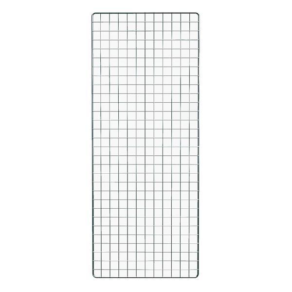 Dekogitter chrom, 150 x 60 cm