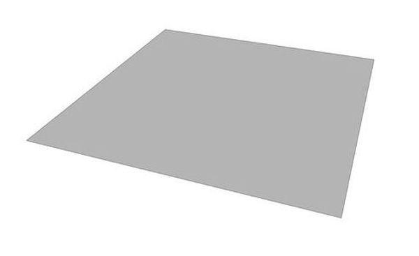 Glasplatten zum Einlegen, 34 x 34 cm