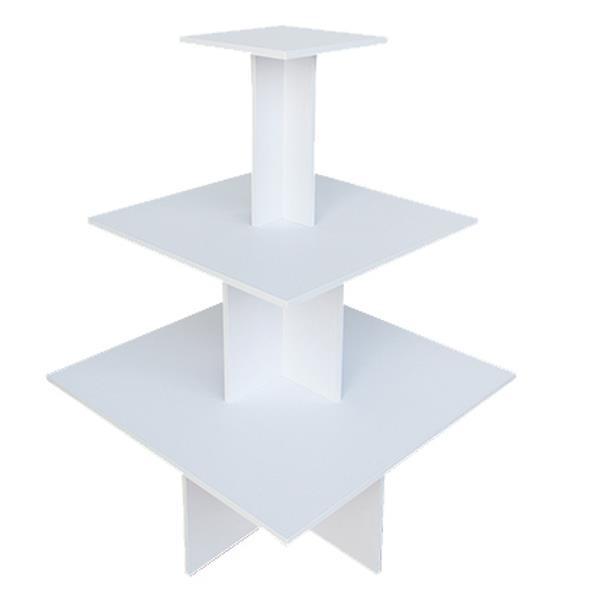 Pyramidentisch 3-stufig