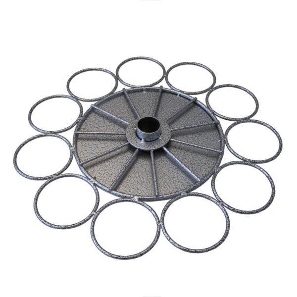 Ringaufsatz für Regenschirme